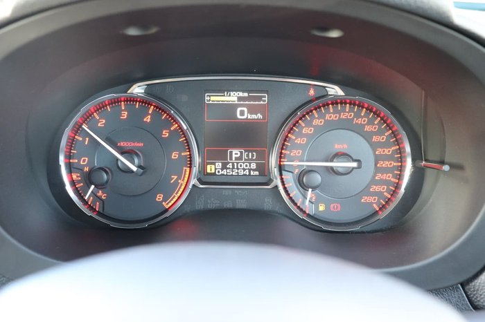 2015 Subaru WRX Premium V1 MY16 AWD Blue