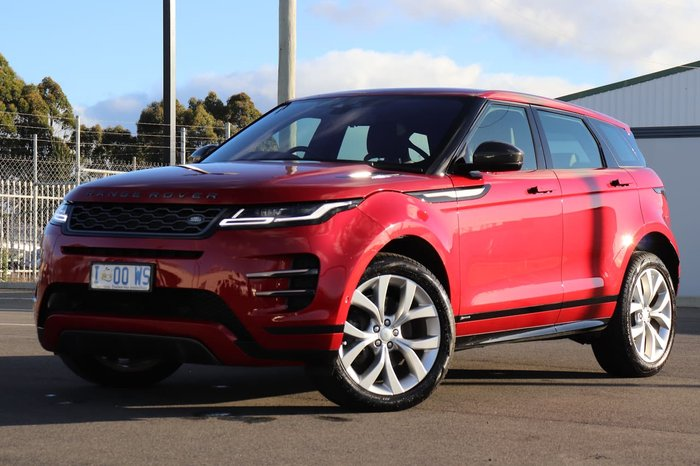 2019 Land Rover Range Rover Evoque D180 R-Dynamic S L551 MY20 4X4 Constant Red