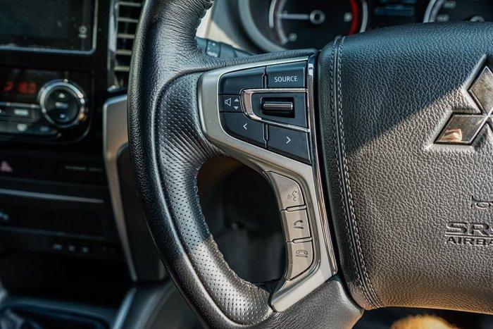2019 Mitsubishi Triton GLS MR MY19 4X4 Dual Range Graphite Grey