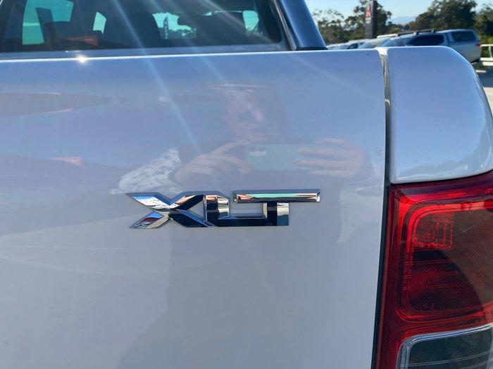 2021 Ford Ranger XLT PX MkIII MY21.25 4X4 Dual Range Alabaster White