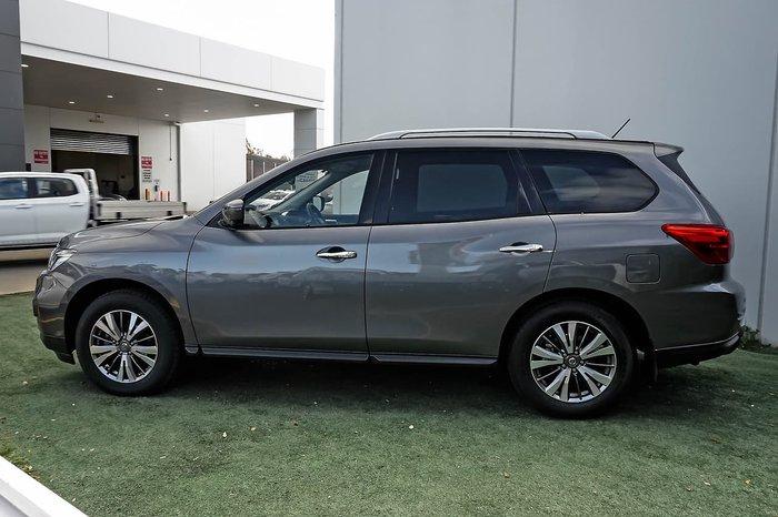 2020 Nissan Pathfinder ST-L R52 Series III MY19 4X4 On Demand Grey
