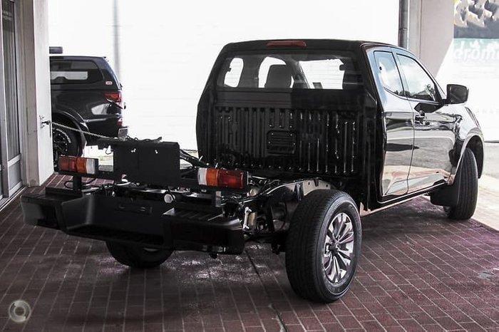 2021 Mazda BT-50 XT TF 4X4 Dual Range True Black