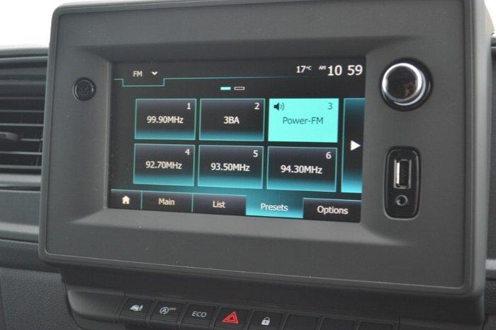 2021 Renault Master Pro 110kW X62 Phase 2 MY21 WHITE MWB AUTO