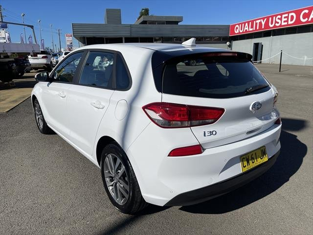 2020 Hyundai i30 Active PD2 MY20 WHITE