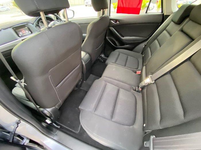 2015 Mazda CX-5 Maxx Sport KE Series 2 Silver