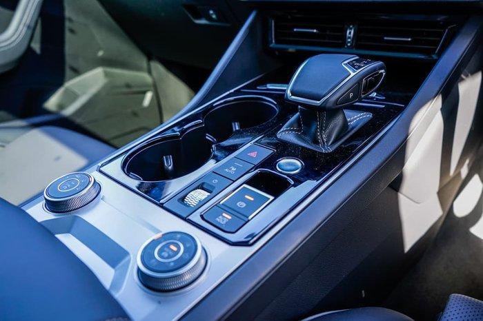2021 Volkswagen Touareg 210TDI Wolfsburg Edition CR MY21 Four Wheel Drive Moonlight Blue