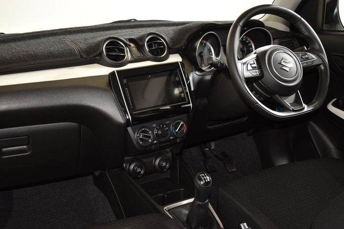 2018 Suzuki Swift GL Navigator AZ Pure White