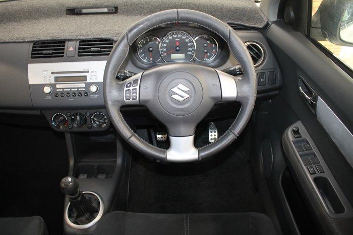 2010 Suzuki Swift Sport RS416 White Pearl