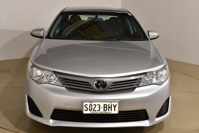 2014 Toyota Camry Altise ASV50R Silver Pearl