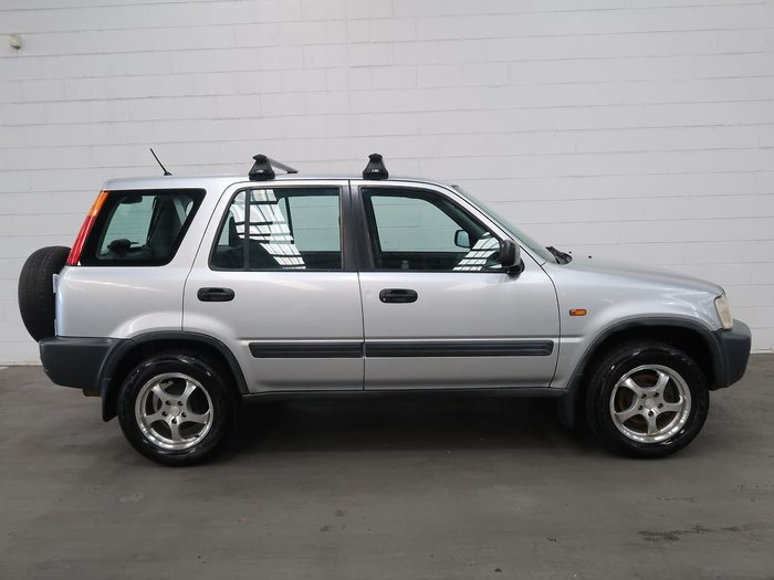 2000 Honda CR-V (No Series) 4X4 On Demand Silver