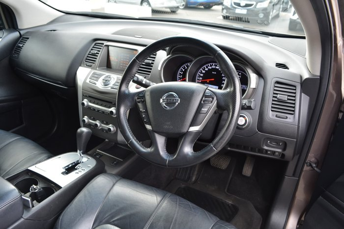 2012 Nissan Murano ST Z51 Series 3 4X4 Constant Gold