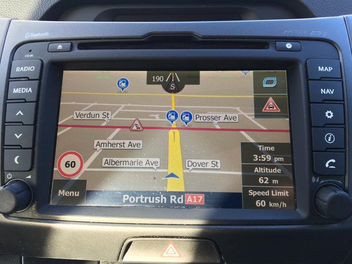 2013 Kia Sportage SLi SL Series II MY13 4X4 On Demand Sirius Silver