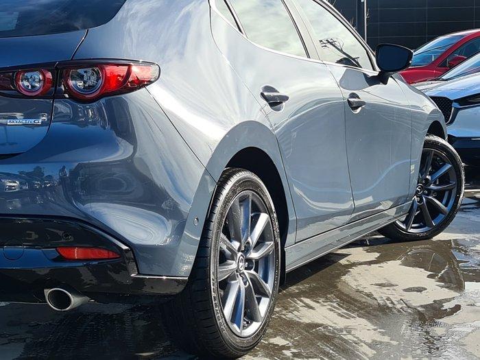 2019 Mazda 3 G25 Evolve BP Series Polymetal Grey