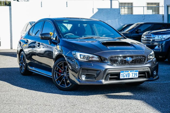2018 Subaru WRX Premium V1 MY19 AWD Dark Grey