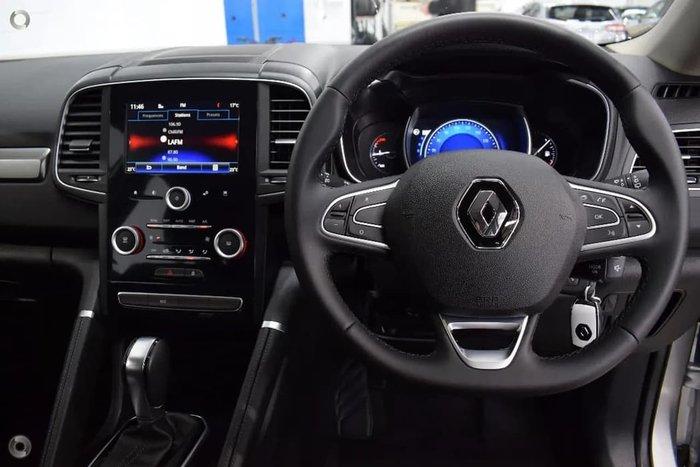 2017 Renault Koleos Life HZG Solid White