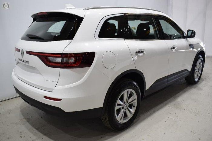 2018 Renault Koleos Life HZG Solid White