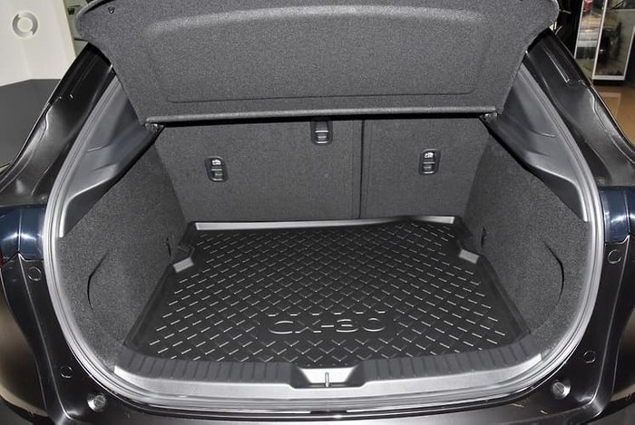 2021 Mazda CX-30 G20 Touring DM Series Machine Grey