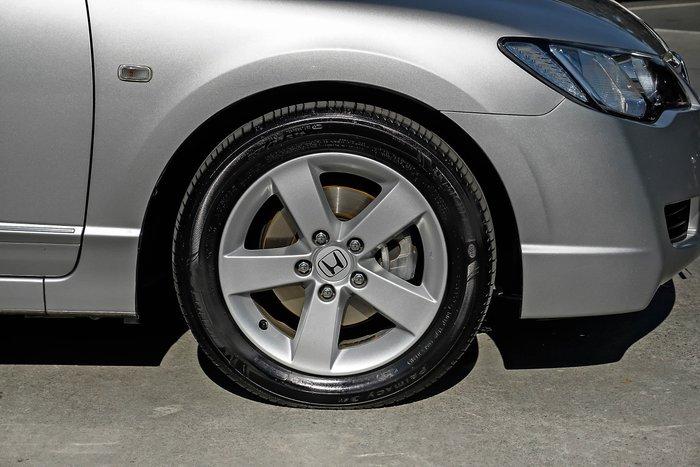 2008 Honda Civic VTi-L 8th Gen MY08 Alabaster Silver