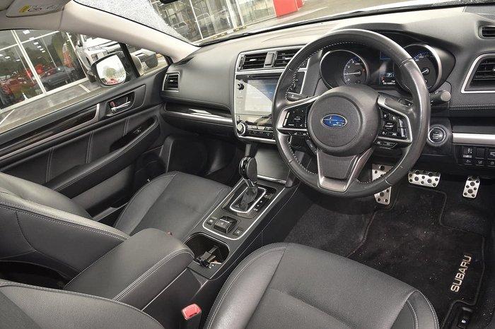 2018 Subaru Liberty 2.5i Premium 6GEN MY18 AWD Silver