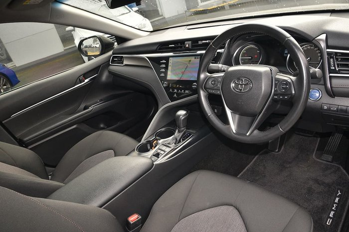 2018 Toyota Camry Ascent Sport AXVH71R Grey