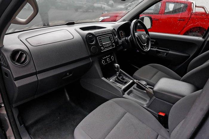 2016 Volkswagen Amarok TDI420 Core Plus 2H MY16 4X4 Constant Grey