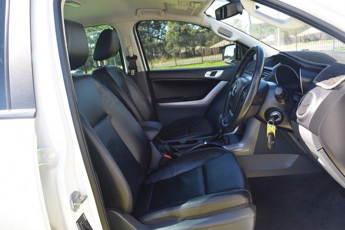2019 Mazda BT-50 GT UR 4X4 Dual Range Cool White