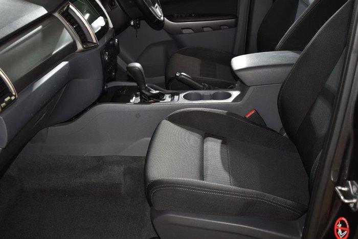 2016 Ford Ranger XLT PX MkII 4X4 Dual Range Grey