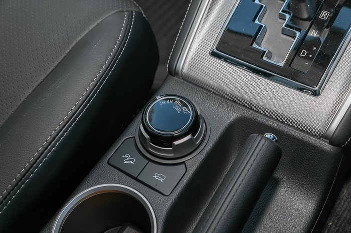 2021 Mitsubishi Triton GSR MR MY21 4X4 Dual Range Orange