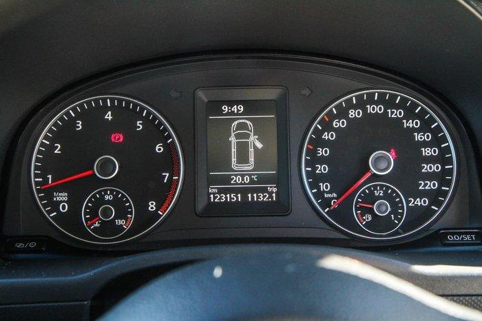 2013 Volkswagen Caddy TSI160 Runner 2KN MY13 White