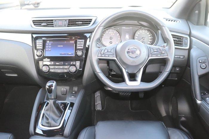 2017 Nissan QASHQAI Ti J11 White