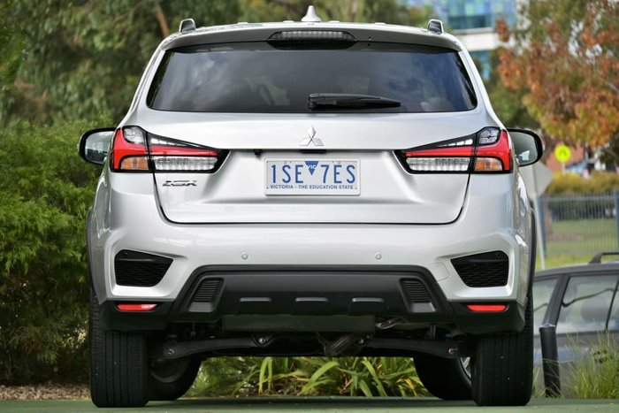 2020 Mitsubishi ASX LS XD MY20 Sterling Silver