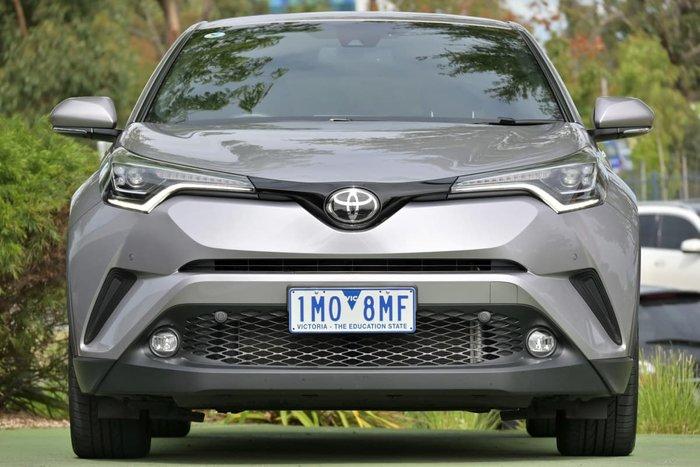 2018 Toyota C-HR Koba NGX10R Grey