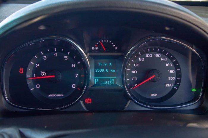 2016 Holden Captiva Active CG MY17 Blue