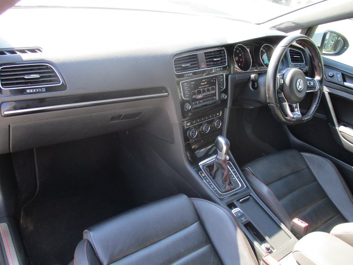 2016 Volkswagen Golf GTI 7 MY17 Pure White