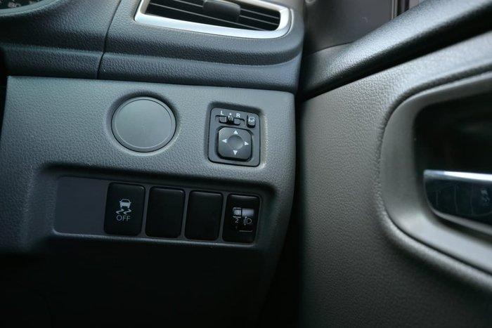 2015 Mitsubishi Triton GLS MQ MY16 4X4 Dual Range Impulse Blue