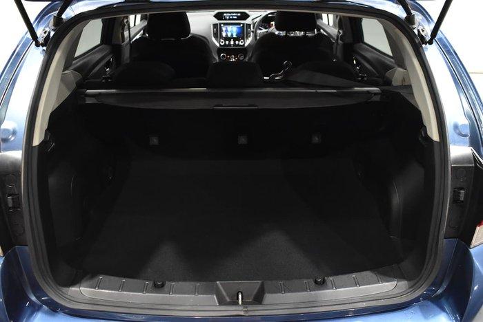 2018 Subaru Impreza 2.0i-L G5 MY18 AWD Blue