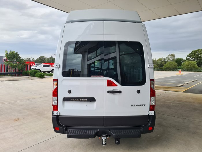 2020 Renault Master Pro 120kW X62 Phase 2 MY21 Mineral White