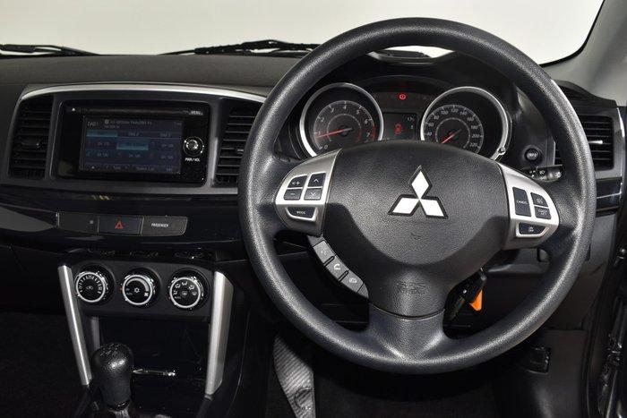 2017 Mitsubishi Lancer ES Sport CF MY17 Titanium