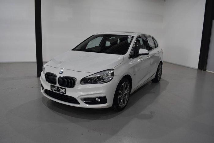 2016 BMW 2 Series 220i Sport Line F45 White