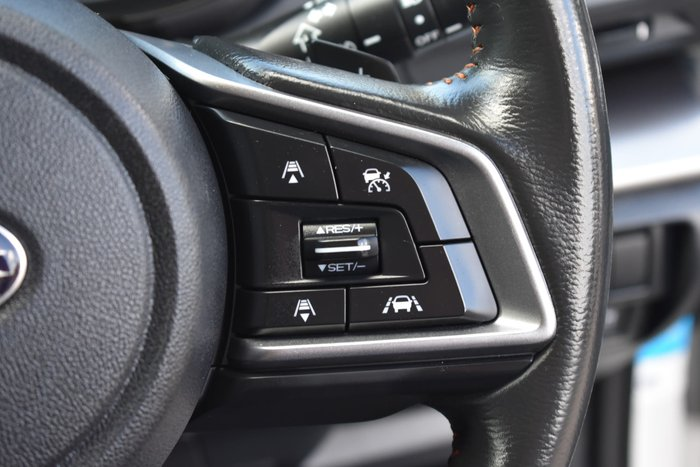 2018 Subaru XV 2.0i-L G5X MY18 AWD Crystal White