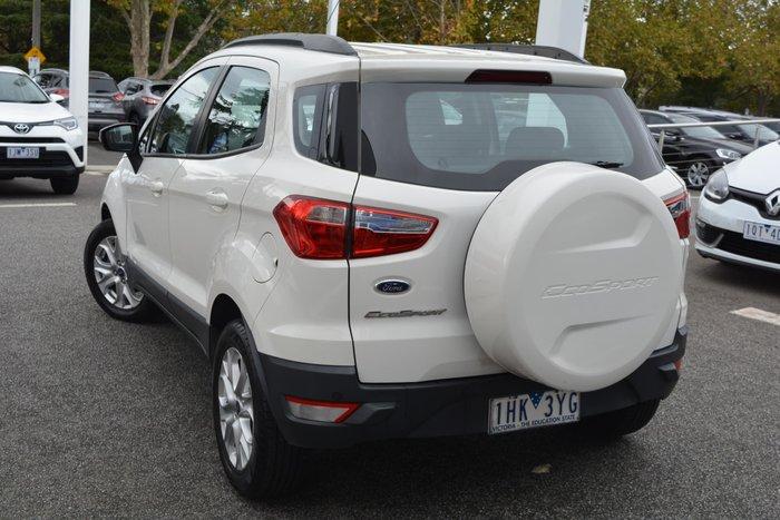 2014 Ford EcoSport Trend BK Diamond White
