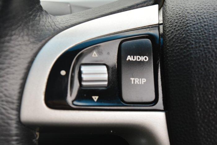 2012 Holden Commodore SV6 VE Series II MY12 Alto Grey