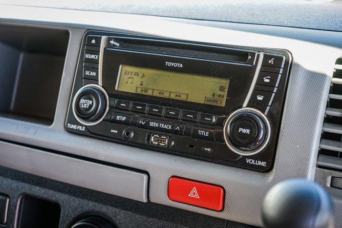 2013 Toyota Hiace TRH221R MY12 French Vanilla
