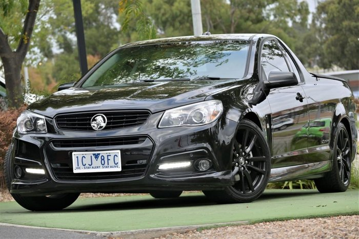 2014 Holden Ute SV6 Storm VF MY14 Phantom