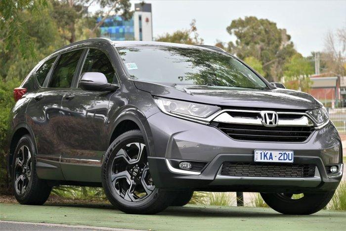 2018 Honda CR-V VTi-S RW MY18 Modern Steel