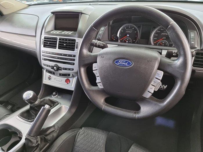 2009 Ford Performance Vehicles F6 FG White