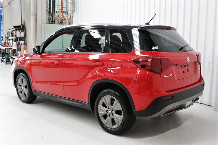 2020 Suzuki Vitara LY Series II Red