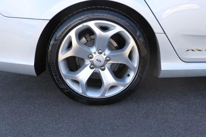 2011 Ford Falcon XR6 FG Silver