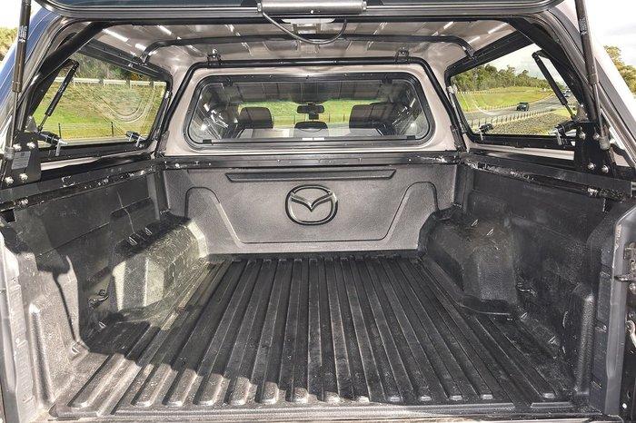 2017 Mazda BT-50 XT UR 4X4 Dual Range Brown