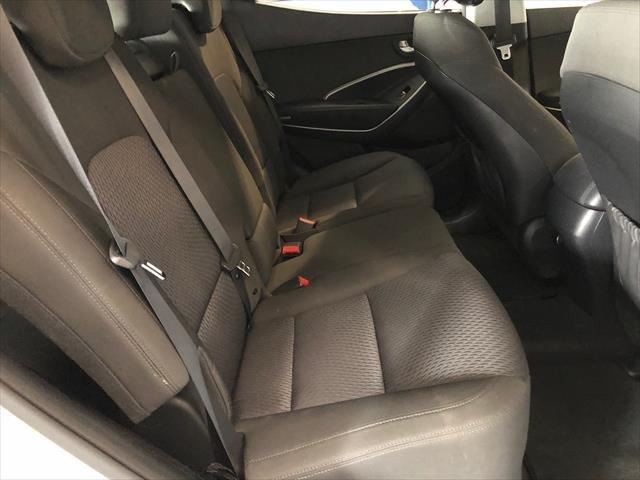 2017 Hyundai Santa Fe Active DM3 Series II MY17 4X4 On Demand SILVER